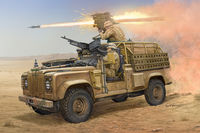 Land Rover WMIK with MILAN ATGM - Image 1