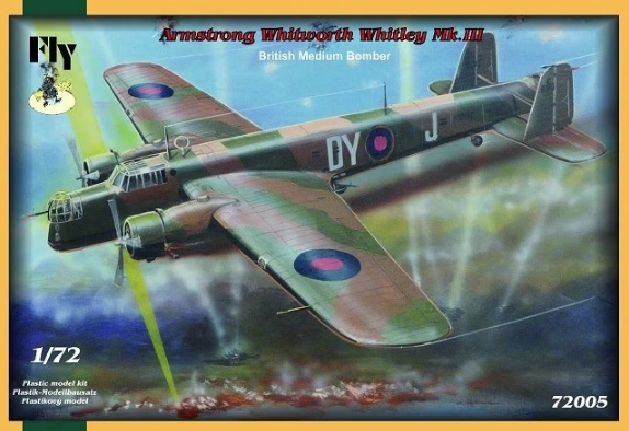 Armstrong Whitworth Whitley Mk III - Image 1