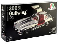 Gullwing Mercedes-Benz 300SL