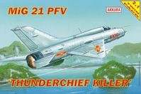 "MiG 21 PFV ""Thunderchief Killer"" - 2+1 Twin pack - Image 1"