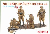 Soviet Guards Infantry 1944-45