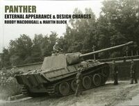 Panther: External Appearance and Design Changes