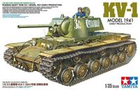 Russian Heavy Tank KV-1 Model 1941, Early Production - Image 1