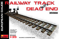 Railway Track & Dead end (Eur.gauge) - Image 1